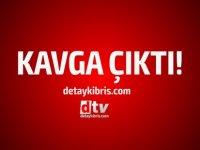 Girne'de kavga ve 5 tutuklama!