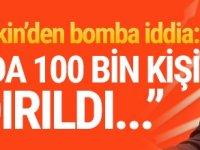 CHP'li Gürsel Tekin'den bomba iddia !