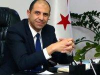 Dışişleri Bakanı Özersay New York'a gidiyor
