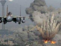 Dünyanın gözü İdlip'te: Hava harekatı başladı