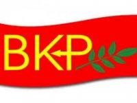 BKP Sendikal Platformun Yarın düzenleyeceği eyleme destek belirtti