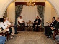 """Akıncı: """"Kıbrıs sorunun bir an önce bitmesi bizim de isteğimiz"""""""