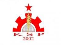 KSP : Demokratik, ilerici ve devrimci sanat yapıtlarını yasaklayan zihniyeti kınıyoruz