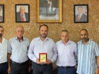 BAY-SEN'den  Başkan Sadıkoğlu'na teşekkür