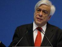 """Pavlopulos: """"Kısıtlı egemenliği öngören çözüme hayır"""""""
