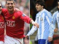 Carlos Tevez, Messi ve Ronaldo'yu kıyasladı
