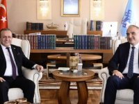"""Ataoğlu : """"Türkiye'nin turizm tecrübesinsen daha fazla yararlanmak istiyoruz"""