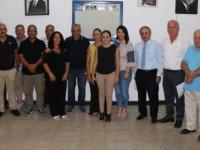 TDP Güzelyurt İlçe Başkanlığı'na Metin Ertop  getirildi