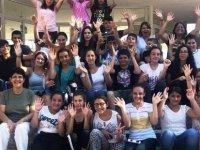 """""""Herkese Eşit Eğitim"""" projesi kantara kampıyla tamamlandı"""