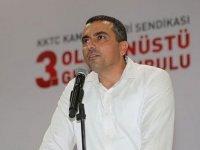 Kamu-İş Genel Başkanı Ahmet Serdaroğlu oldu