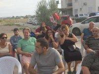 Haspolat Belediye Evleri sakinleri isyanlarda !..