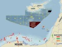 """""""Afrodit"""" Doğal Gaz yatağını Mısır'a bağlayacak boru hattı anlaşması imzalanıyor"""
