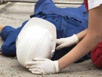 Yine iş kazası: Üç yaralı