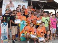"""""""Başka Ardalar Ölmesin"""" Kıte Surf etkinliği dün Yedidalga'da yapıldı"""