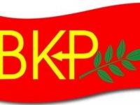 BKP, Erdoğan'ın açıklamasını eleştirdi