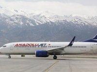 Anadolu Jet bir uçağını KKTC'de bulunduracak