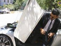 Kenan Sofuoğlu, Lamborghini marka otomobilini satışa çıkardı