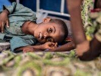 'Her 5 saniyede bir çocuk, önlenebilir hastalıklar yüzünden ölüyor'