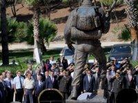 19 Eylül Gaziler Günü Boğaz Şehitliği'nde anma töreni düzenlendi