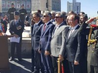 Gaziler günü nedeniyle Ankara'da tören düzenlendi