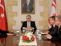 Akıncı'nın, muhalefet parti liderleriyle görüşmesi tamamlandı