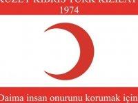 Kuzey Kıbrıs Türk Kızılayı 550 Ailenin Yüzünü Güldürdü