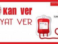 Haydi Dilekkaya'da buluşalım… kan verelim… can verelim…