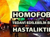 Homofobiyi tedavi etmek mümkün mü?