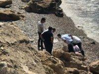 Kapılca deniz kenarında bulunan cesede otopsi yapılıyor
