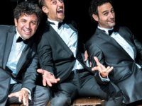 """Biraderler Cabaret"" yarin akşam Girne Amfitiyatro'da"