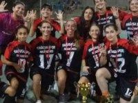 Fatma Amca Anı Turnuvası Şampiyonu Mağusa Spor Akademisi