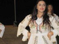 """LAÜ'de """"Kıbrıs Kültür Gecesi"""" ilgi gördü"""