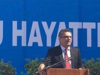 Erhürman: Vizyonumuz ekonomik kurtuluşu sağlamak