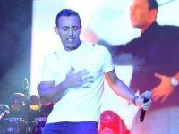 DAÜ'lü öğrenciler Mustafa Sandal konseri ile eğlendi