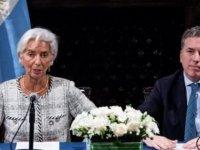 Arjantin, IMF tarihindeki en büyük krediyi aldı