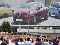 Tofaş'tan sonra Renault: Üretimi 4 hafta durdurma kararı