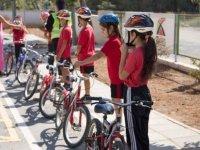 """Avrupa Komisyonu tarafından """"Güvenli Bisiklet Sürme Eğitimi"""" düzenlendi"""