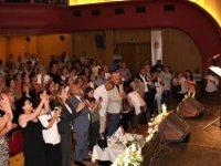 """Özyiğit, Adana Film Festivali'nde """"Sabahattin Ali 111 Yaşında"""" belgesel film gösterimine katıldı"""