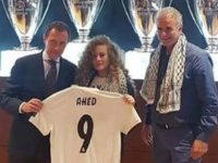 Real Madrid Filistinli Aktivist Ahed'i Onurlandırdı