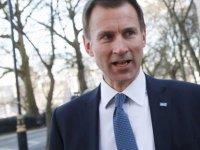 """İngiltere Dışişleri Bakanı Jeremy Hunt: """"Kıbrıs sorunu 'çözülmez' değildir"""""""