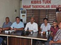 Esnaf ve Sanaatkarlar Merkez Birliği ile İnşaat Taşeronları Birliği arasında protokol imzalandı
