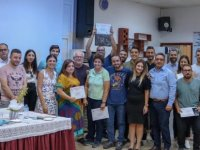 CTP'li gençler işsizlik ve göç konulu panel düzenledi