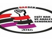 Hak-Sen bugün Merkezi Cezaevi Müdürlüğü'nde grev başlatacak