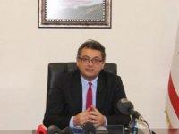 """Erhürman: """"Türkiye'den beklenen birçok kalemde sıcak para var"""""""