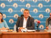 Dokuz Eylül Üniversitesi Gazimağusa Belediyesi'ni ziyaret etti