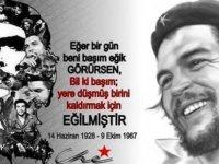 """Bugün Che'nin ölüm yıldönümü... """"Hasta la victoria siempre""""..."""
