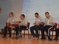 """Engelsiz Işıklar Ritim grubu, """"Uluslararası Engelsiz Sanat Festivali""""nde"""