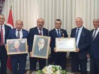 Töre Ankara Muharip Gaziler ve Şehit Aileleri Vakfı'nı kabul etti