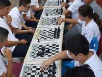 Özkan Sayılı Satranç Anı Turnuvası Yapıldı