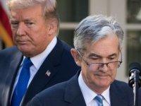 Trump'tan faiz tepkisi: Fed aklını kaçırmış